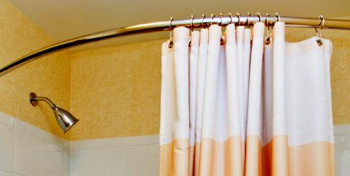 einf hrung duschvorh nge textil baden duschen alles rund ums bad warenkunde im. Black Bedroom Furniture Sets. Home Design Ideas